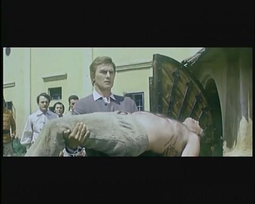 Jánošík s mŕtvym otcom
