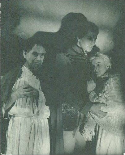 Farár, Jánošík a Tereza